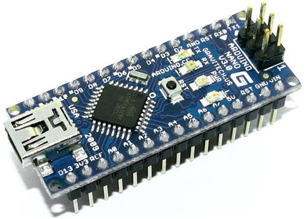 Arduino nano v3.0 отладочная плата